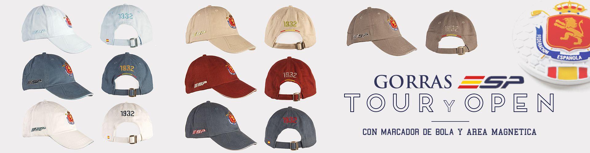 Colección Gorras ESP