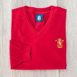 Jersey caballero España Rojo · Equipo Nacional