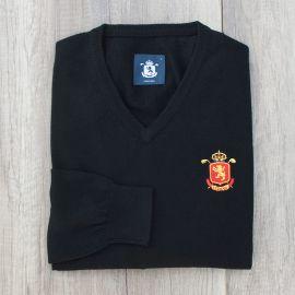 Jersey caballero España Negro · Equipo Nacional