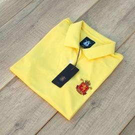Polo dama España Amarillo · Equipo Nacional
