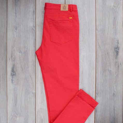 Pantalón dama rojo · Equipo Nacional
