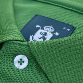 Polo NIÑO España Verde · Equipo Nacional