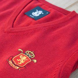 Chaleco NIÑA España Rojo · Equipo Nacional