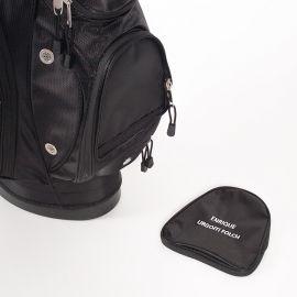 Bolsa RFEG Trípode Negra Personalizada con NOMBRE