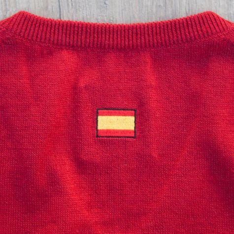 Jersey niño España Rojo · Equipo Nacional