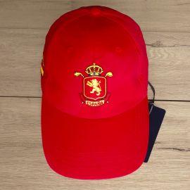Gorra Equipo Nacional ESP Rojo