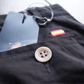 Pantalón Caballero Negro · ESPAÑA