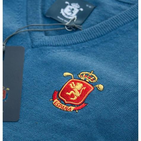 Jersey NIÑO España Azul · Equipo Nacional