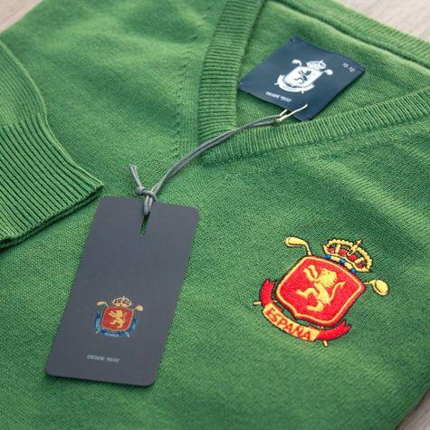 Jersey NIÑO España Verde · Equipo Nacional