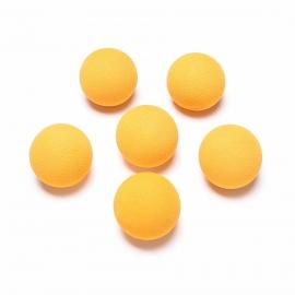 Pelota de Bateo Amarilla 9 cm.
