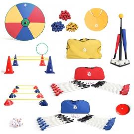 Kit Completo RFEG · Golf en los Colegios