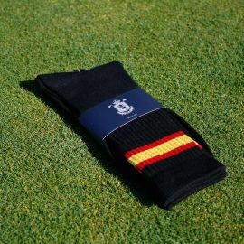 Calcetines largos Equipo Nacional ESP   Negro