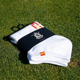 Calcetines cortos Equipo Nacional ESP   Pack 3 pares