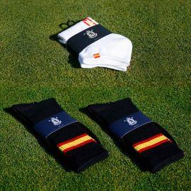 Pack 3 pares Calcetines Equipo Nacional ESP